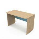 Письменный стол Акварели бирюзовый