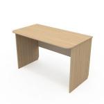 Письменный стол Акварели коричневый