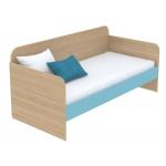 Кровать-диванчик Кв Акварели бирюзовый