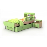 Защитная боковина к кровати