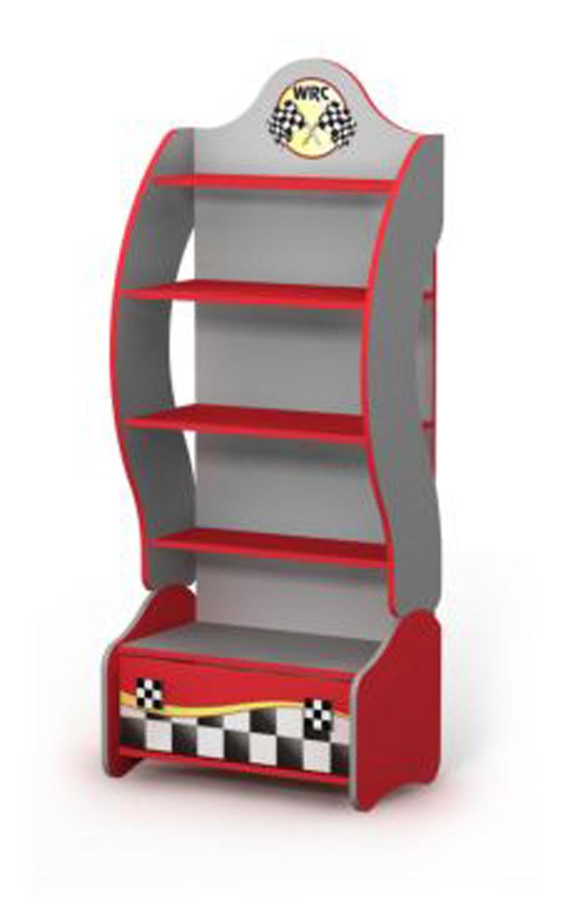 """Детский книжный шкаф """"driver dr-04"""" дорис."""