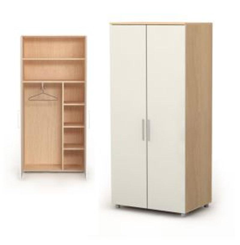 Двухдверные шкафы фото