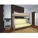 Детская кровать Комби 3