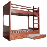 CHERRY Кровать двухъярусная