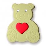 Funny Bears Шкаф черешня
