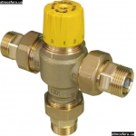 Термосмесительный клапан BRV 3/4 для гелиосистем