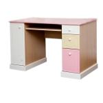 ROSE DREAMS Стол компьютерный ваниль/розовый/беж