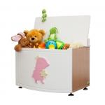 ROSE DREAMS Ящик для игрушек ваниль/розовый/беж
