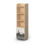 Книжный шкаф M-05