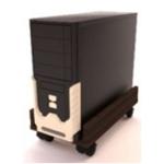 Подставка под системный блок ZEUS Comp (венге)