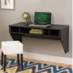 """Навесной компьютерный стол ZEUS"""" AirTable-II Mini (венге)"""