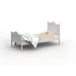 Защитная боковина к кровати А-20
